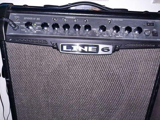 Amplificador  LINE6 spider IV