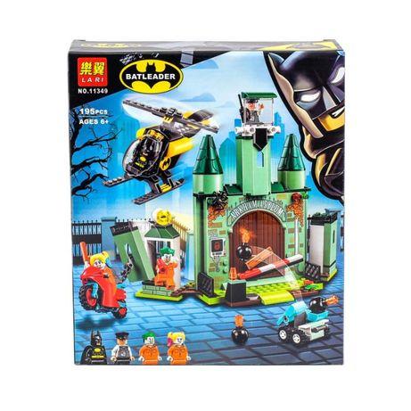 """Конструктор Bela 11349 """"Бэтмен и побег Джокера"""", 195 деталей, лего"""