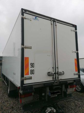 Chłodnia/Kontener/Izoterma 22palety 8,90m. Agregat Carrier Supra 950mt