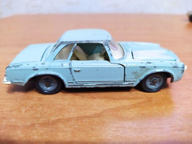 Машинка СССР. Mersedes-benz 230 SL.