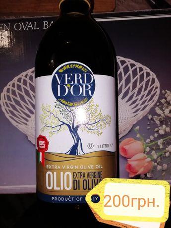 Оливкова олія з Італії