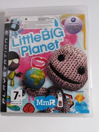 Little Big Planet - PS3 - tania wysyłka