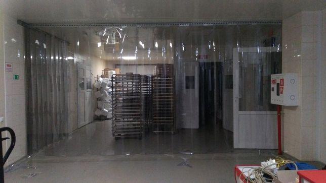 Штора ленточная / Силиконовые термошторы ленточные / ПВХ-шторы / Лента