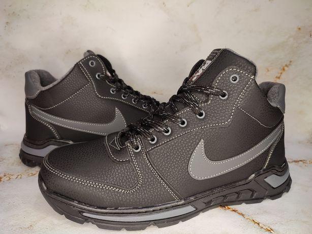 Зимние мужские ботинки 40-45р