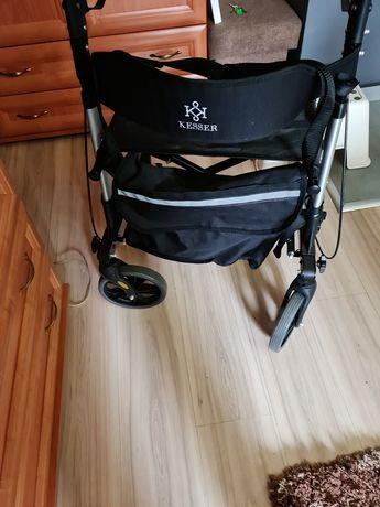 Wózek, chodzik dla osób starszych
