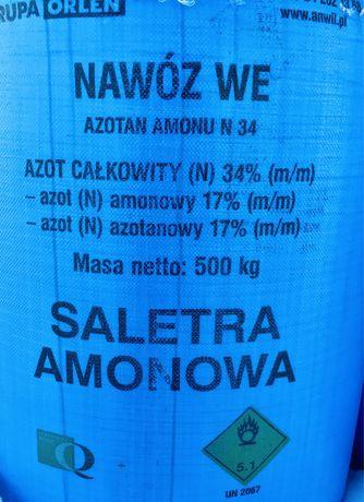 Saletra polska Anwil Włocławek bb 500kg