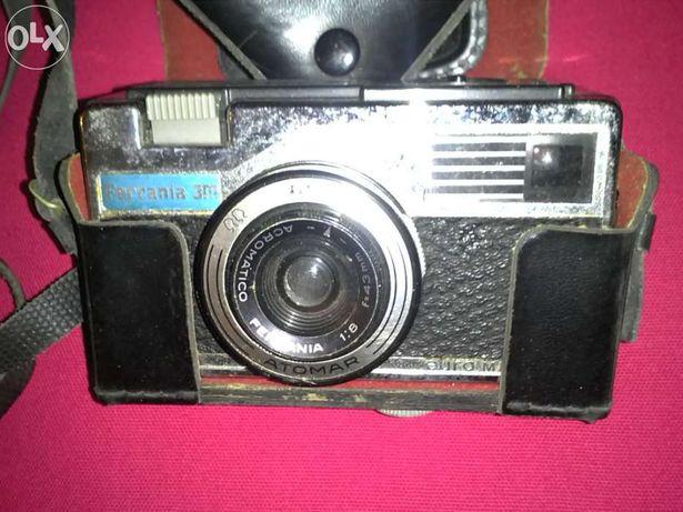 Máquina Fotográfica Antiga Ferrania 3M