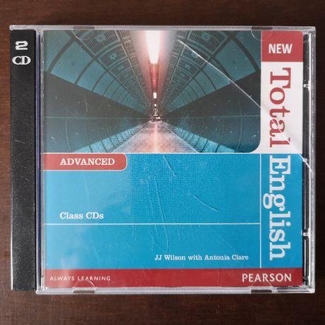 New Total English Advanced Class CD
