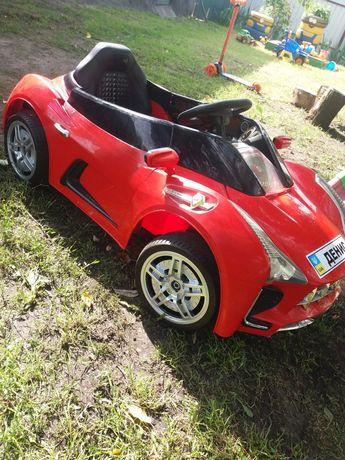 Дитяча електро машина Sport-Car
