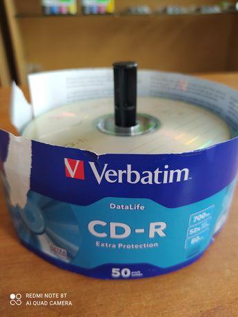 Диски SD-R  80 min