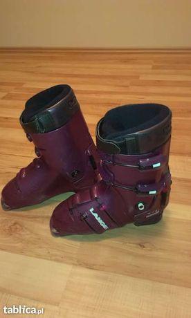 Buty narciarskie damskie Lange, rozmiar 39