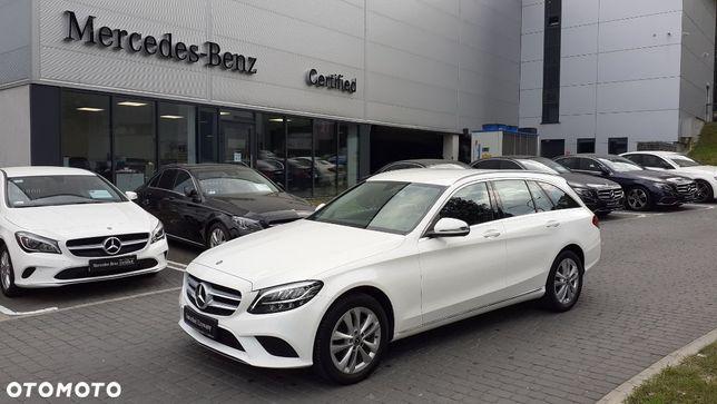 Mercedes-Benz Klasa C 220d 4Matic , Sobiesław Zasada Automotive , FV 23%