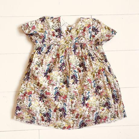 Sukienka Zara 98 (2-3l)