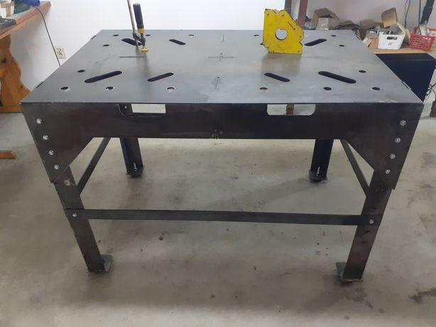 Stół spawalniczy, warsztatowy