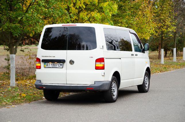 Volkswagen T5 (Transporter) пасс. 2.5 TDI 2007