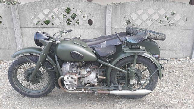 M-72 k-750 ural dniepr radzieckie boksery motobazar-prl.pl