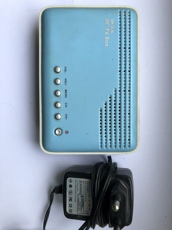 Dekoder TV-PC, wyjście XVGA na rzutnik