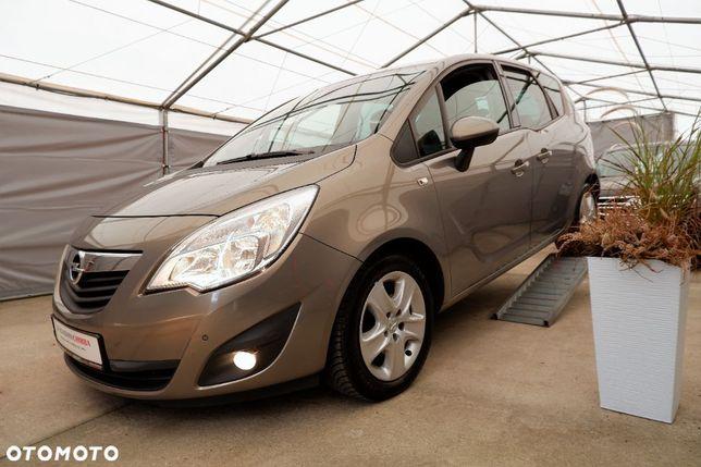 Opel Meriva 1.4 benzyna, 140KM, auto z GWARANCJĄ, gotowe do rejestracji
