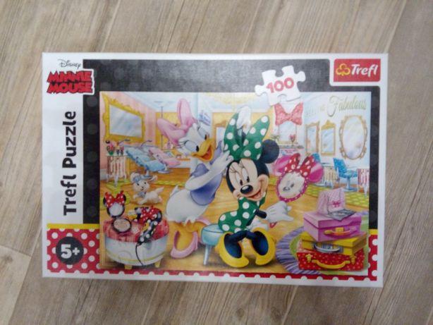 Puzzle Minnie 5+, nowe