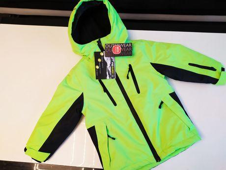 Nowa kurtka zimowa narciarska smyk cool club membrana r. 116