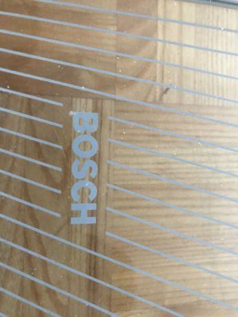Półki szklane do lodówki Bosch