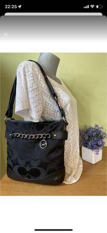 Женская брендовая сумка Coach. Оригинал