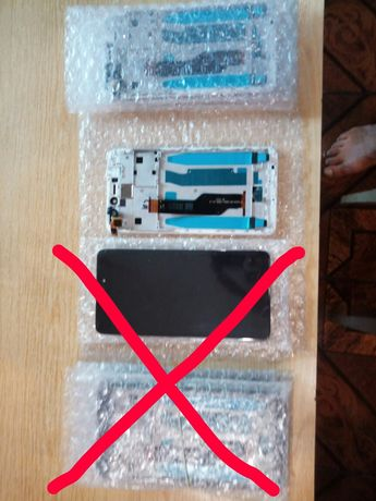 Модуль Xiaomi Redmi Note 4X (с рамкой),белый