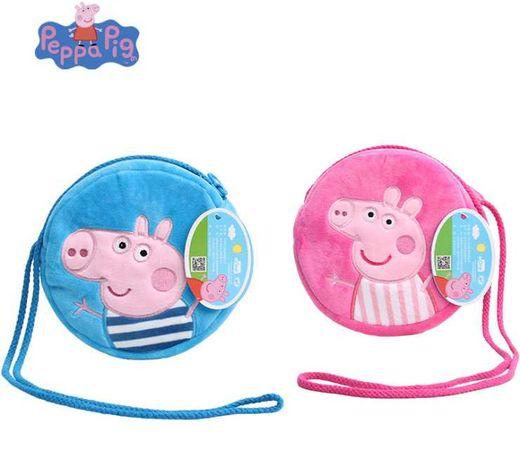 ОРИГИНАЛ Детская сумочка Свинка Пеппа и Джордж 16 см PEPPA сумка