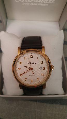 Швейцарские механические часы Adriatica 8198.2824.1