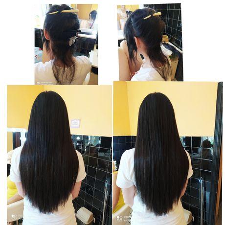 Распродажа, наращивание натуральных волос славянка! Дешевле нет!!