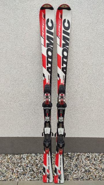 Narty Atomic SL9 160cm