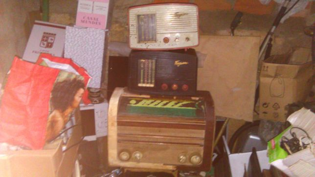 3  Radios  Antigos