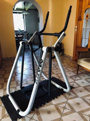 DOWÓZ SOLIDNY Orbitrek ćwiczeń treningu składany siłownia narciarz