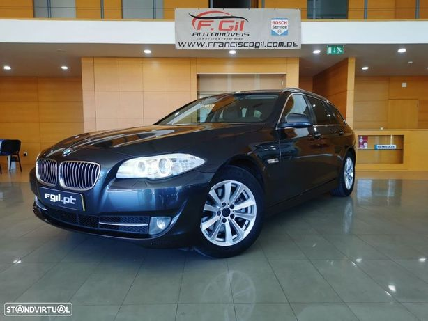 BMW 520 D Touring Auto (5p) (184cv)