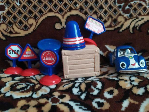 Полицейский игрушечный набор