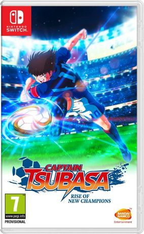 Captain Tsubasa - Rise of new Champions. Wersja na NS (SWITCH)