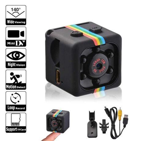 Мини камера SQ11. Видеорегистратор с датч. движения и ночным виденьем
