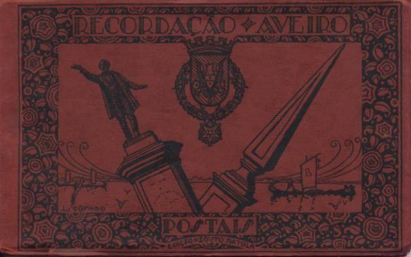 Recordações de Aveiro - postais