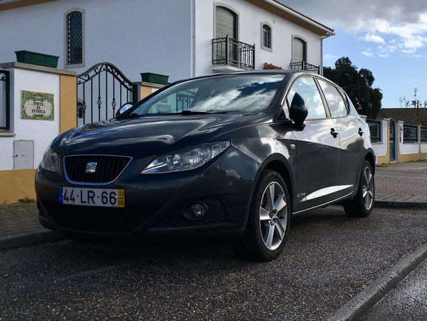 Seat Ibiza 1.6tdi Copa 90cv