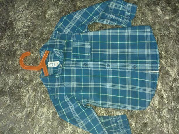 C&A koszula dla chłopca 92cm