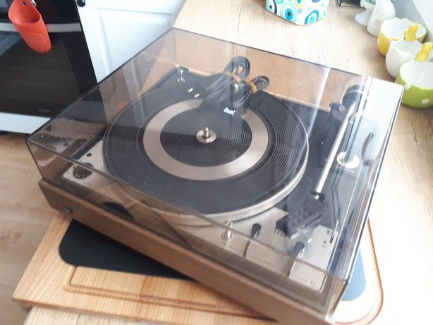 Gramofon Dual 1224 , wkładka / igła DN 211 . Płyty winylowe i CD .