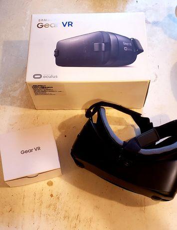 Очки виртуальной реальности шлем Gear Vr sm-r323nbkasek