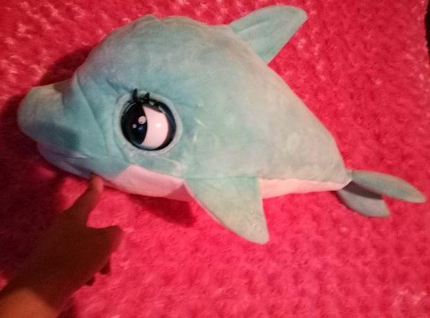 Delfinek BluBlu-zabawka interaktywna