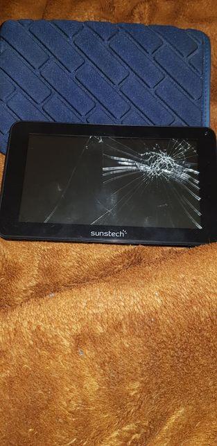 Vendo tablet suntech( para peças ou para quem sebe reconcionar)