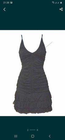 Платье Victoria's Secret с рюшами 46р