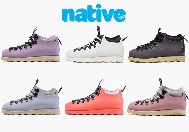 Ботинки Native Fitzsimmons Citylite 31106800, жіночі черевики