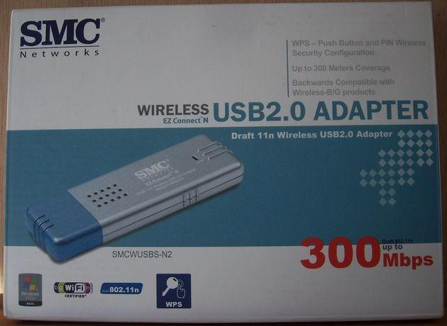 Adaptador de rede sem fios - SMC