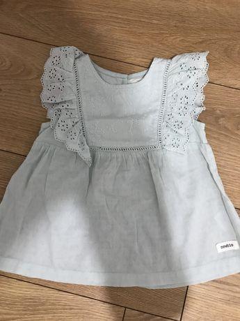 Sukienka tunika 86