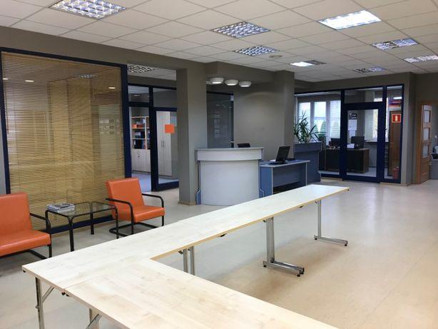 Biuro 180 m2 z klimatyzacją ,kompletnie wyposażone NOWA CENA !