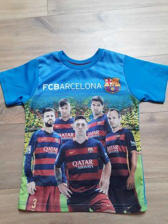 Koszulka Barcelona rozmiar na 7 lat